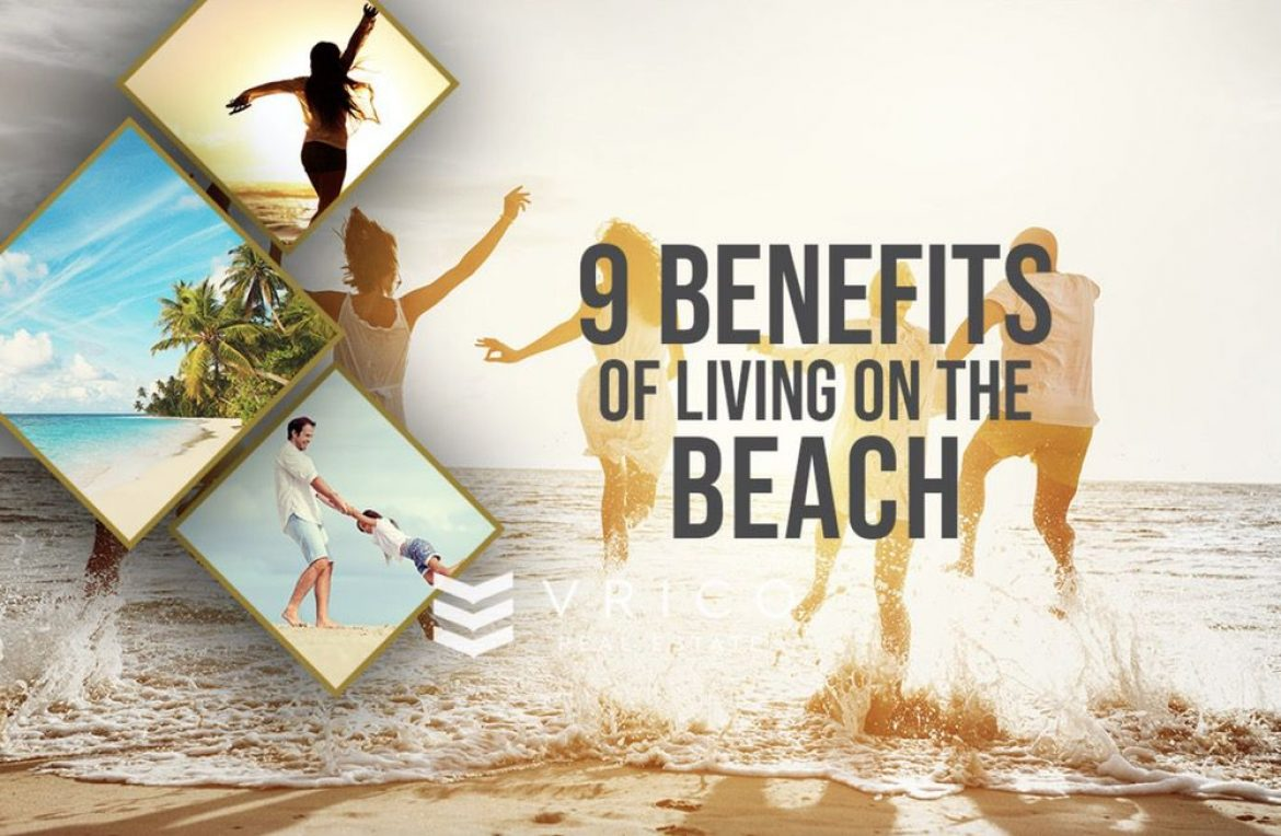 9 Benefits of Living on the Beach VRICO0000