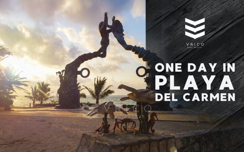 Un día en Playa del Carmen