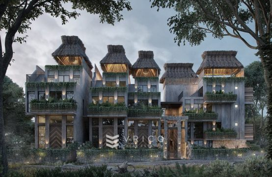 FANTASTIC MAYAN DESIGN LOCATED IN AREA WITH LUSH GREEN AREAS