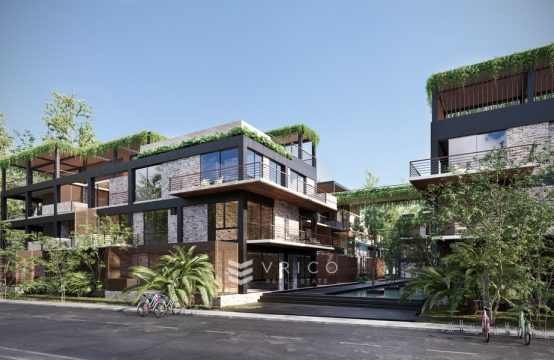 MODERN & SUSTAINTABLE NEW PROYECT IN TULUM