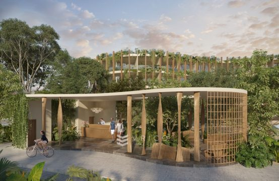 SPECTACULAR RESIDENTIAL WITH LOW ENVIRONMENTAL IMPACT