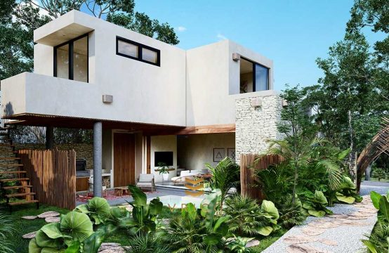 Deluxe Villas in spectacular Villa Hotel Project suitable for investment and personal use